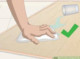 How To Clean A Sisal Rug How To Clean A Seagrass Rug With Pictures Wikihow