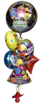 birthday balloons delivered birthday singing balloon bouquet dayton ohio balloon delivery