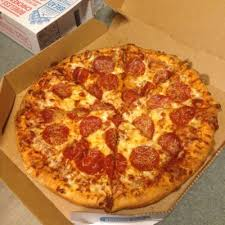 domino pizza hand tossed 12 hand tossed pepperoni pizza from domino s pizza nurtrition price