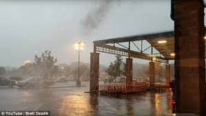 home depot black friday 2017 torrent shocking video shows tornado ripping through a parking lot daily