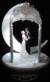 lighthouse cake topper light up wedding cake toppers wedding corners