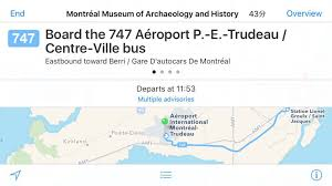 Montreal Subway Map by Apple Maps Now Has Public Transit Directions In Montreal The Verge