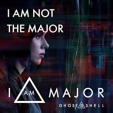 Ghost Meme - look trolls bear down on meme maker of ghost in the shell