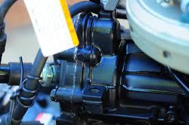 2003 tohatsu 9 8 2 stroke engine decreasing performance