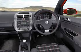 volkswagen polo 2015 interior volkswagen polo gti 2006 2009 features equipment and