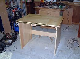 How To Make A Computer Desk Diy Make Your Own Computer Desk Wooden Pdf High End Woodworking