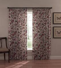 Patio Door Curtain Panel Cornwall Thermal Insulated Pinch Pleated Patio Door Drapery Panel