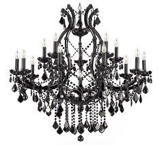 Black Gothic Chandelier Fresh Gothic Chandelier Wrought Iron 18838