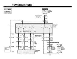 2000 f250 power mirror wiring diagram wiring diagram simonand