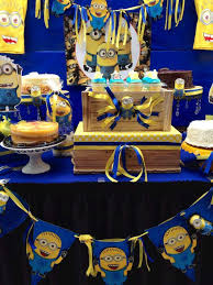 minion baby shower minions baby shower party ideas photo 5 of 12 catch my party