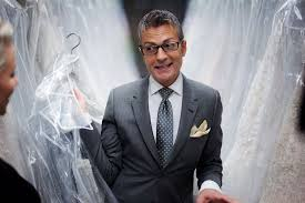 of the dresses randy fenoli of say yes to the dress is a s therapist