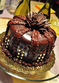 Best Chocolate Cake Decoration A Decadent B Day Cake From Publix Of All Places Bren U0027s