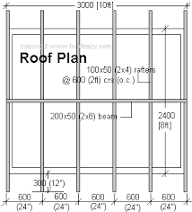 shed layout plans storage shed plans page 4 floor roof and stud layout plan