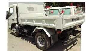 truck mitsubishi canter mitsubishi canter tipper truck 2017 u2013 dubai autos