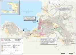 Haiti Map File 2010 Haiti Earthquake Usaid Relief Situation Svg Wikimedia