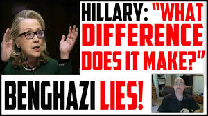 What Difference Does It Make Meme - secretary of state hillary clinton what difference does it make