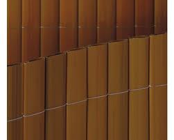balkon sichtschutz hornbach sichtschutzmatte pvc 300 x 180 cm teak bei hornbach kaufen