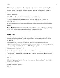 Clinical Research Associate Resume Example by Grow Together U0027s Final Business Plan