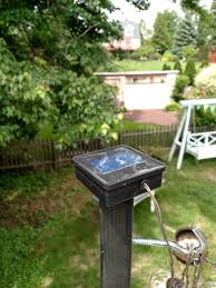How To Charge Solar Lights - how to add solar lights to your outdoor area