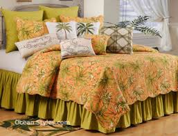 Girls Hawaiian Bedding by Toddler Bedding Sets Tropical Comforters Bedding Decorating