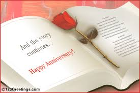 anniversary cards for milestone anniversary card free milestones ecards greeting cards