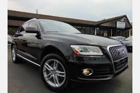 audi q5 2 0 price used 2015 audi q5 for sale pricing features edmunds