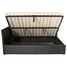 seattle ottoman storage bed frame next day select day delivery