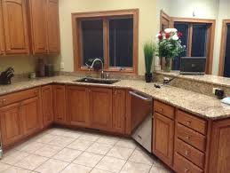 Oak Kitchen Furniture Oak Kitchen Cabinets Help What To Do Stain Or Paint