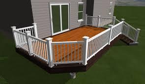 3d deck design 3d deck designer advanced stl
