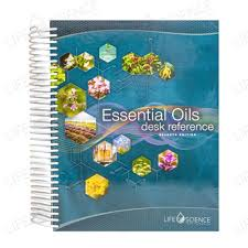 7th Edition Essential Oils Desk Reference Books
