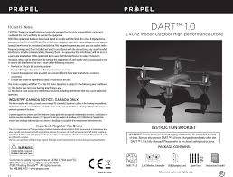 pl 1560t palm sized in outdoor drone user manual c58 dart 1 0 ins