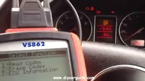 will airbag light fail inspection audi a4 airbag light fix youtube