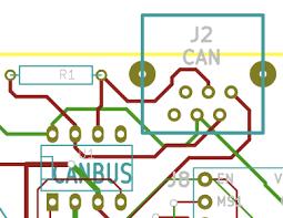 bug 50 change can bus connector to rj11 rj12 laos laser laos
