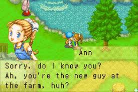 android gba roms harvest moon friends of mineral town e gba rom gba roms