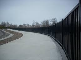 ornamental iron custom fence company