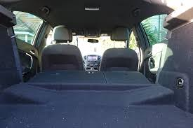 vauxhall insignia trunk vauxhall insignia long term review parkers