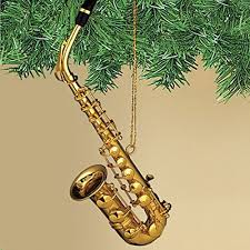 musical instrument christmas ornament 4 5