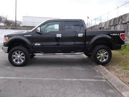 2013 ford f150 black 2013 ford f 150 supercrew xlt 4x4 6 procomp suspension by rocky