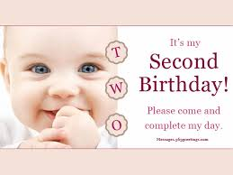 2nd birthday invitations and wording 365greetings com