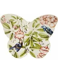 butterfly platter slash prices on botanica butterfly platter