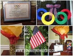 Olympic Themed Decorations 56 Best Olympic Party Images On Pinterest Winter Olympics