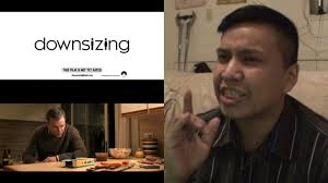 downsizing movie downsizing exclusive first look trailer reaction youtube
