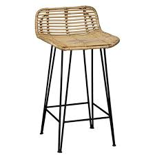kitchen stools sydney furniture beau rattan and iron bar stool bar stools for the home