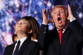 Where Does Donald Trump Live In Florida Barron Trump Get To Know The President U0027s Fifth Child Am New York