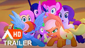 my little pony le film bande annonce vf animation 2017 youtube