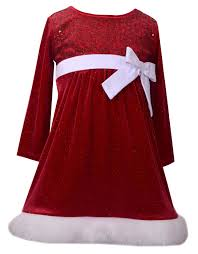 ashley ann infant u0026 toddler u0027s christmas dress