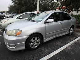 toyota corolla 2005 2005 used toyota corolla 4dr sdn le mt at central florida toyota