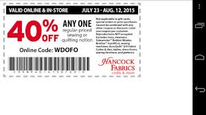 Coupons For 6 Flags Coupons For Hancock Fabrics Android Apps On Google Play