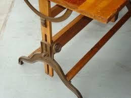 Dietzgen Drafting Table Dietzgen Drafting Table Antique Vintage 206380974