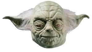 Star Wars Costumes Toys Star Wars Costume Yoda Latex Mask